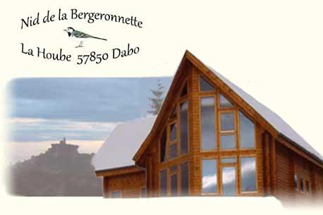 cottage Center Parc Domaine des Trois Forêts