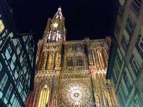 Sites touristiques dans la région de Dabo et à proximité de Strasbourg