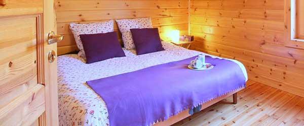 Chambre Gite Séquoia Nid de la Bergeronnette